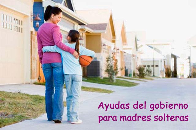ayuda madre soltera