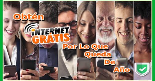 Cómo activar internet gratis hasta 50GB (Guía paso a paso)